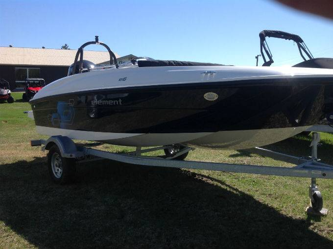 2018 BAYLINER 160 ELEMENT