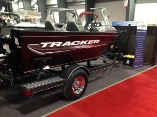2019 TRACKER PRO GUIDE V 165 WT