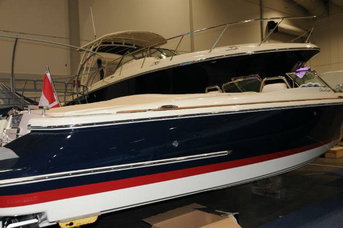 2017 CHRIS-CRAFT CORSAIR 25