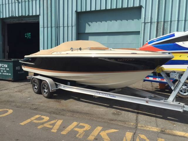 2012 CHRIS-CRAFT CORSAIR 22