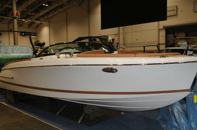 2017 CHRIS-CRAFT CARINA 21