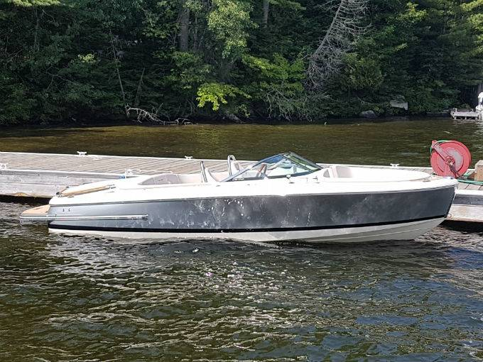 2018 CHRIS-CRAFT CARINA 21