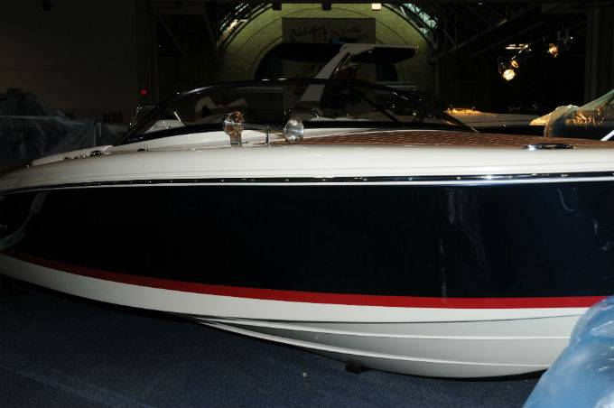 2018 CHRIS-CRAFT CAPRI 21