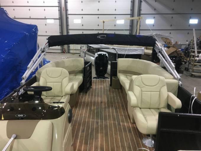 2017 CREST I 220 SLC