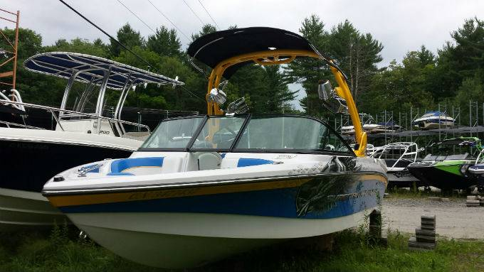 2012 NAUTIQUE 210 SUPER AIR