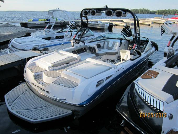 2013 NAUTIQUE SUPER AIR 230