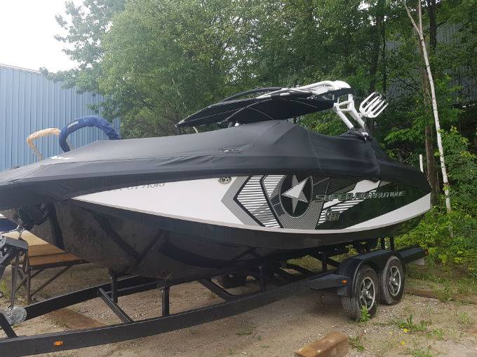 2013 NAUTIQUE SUPER AIR G23