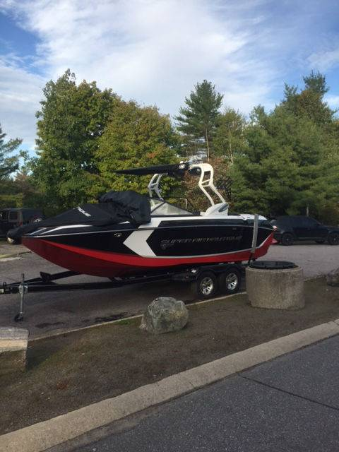2016 NAUTIQUE SUPER AIR G21