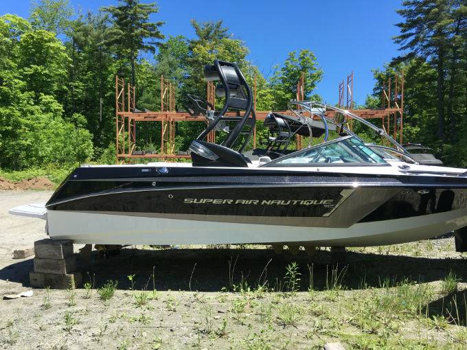 2016 NAUTIQUE SUPER AIR 210
