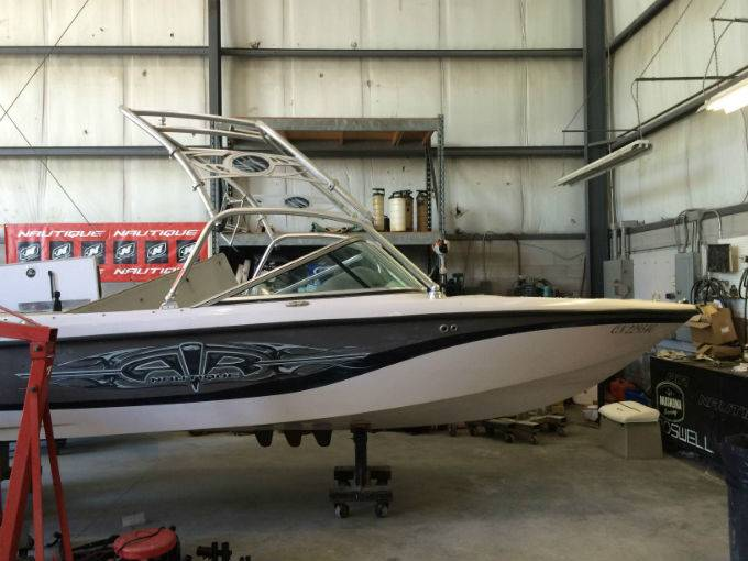 2006 NAUTIQUE 210 SUPER AIR