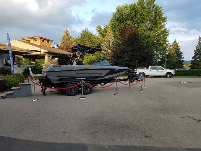 2017 NAUTIQUE SUPER AIR GS20