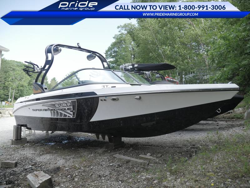 2017 NAUTIQUE SUPER AIR 210