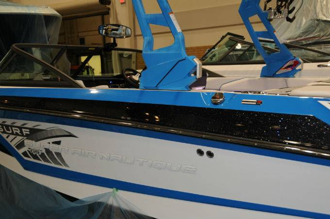 2018 NAUTIQUE SUPER AIR GS20