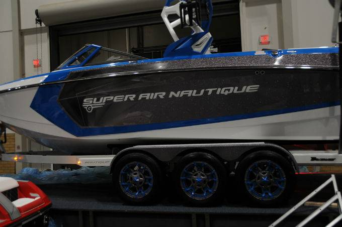 2018 NAUTIQUE SUPER AIR G23