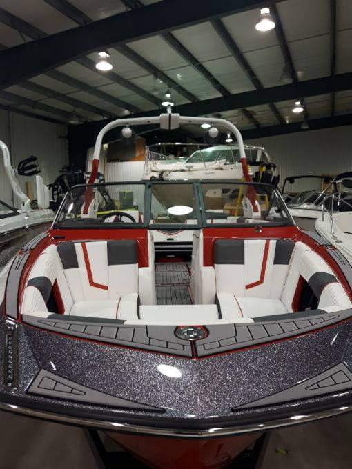 2018 NAUTIQUE SUPER AIR G25
