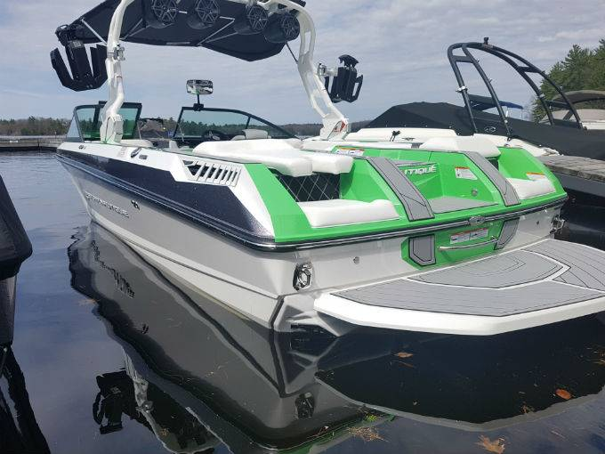 2018 NAUTIQUE SUPER AIR GS22
