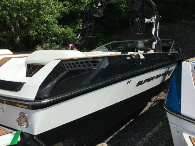 2018 NAUTIQUE SUPER AIR GS24