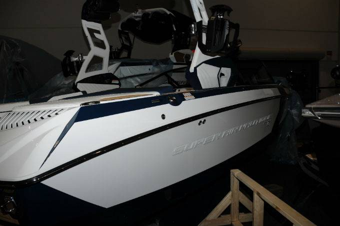 2019 NAUTIQUE SUPER AIR G21