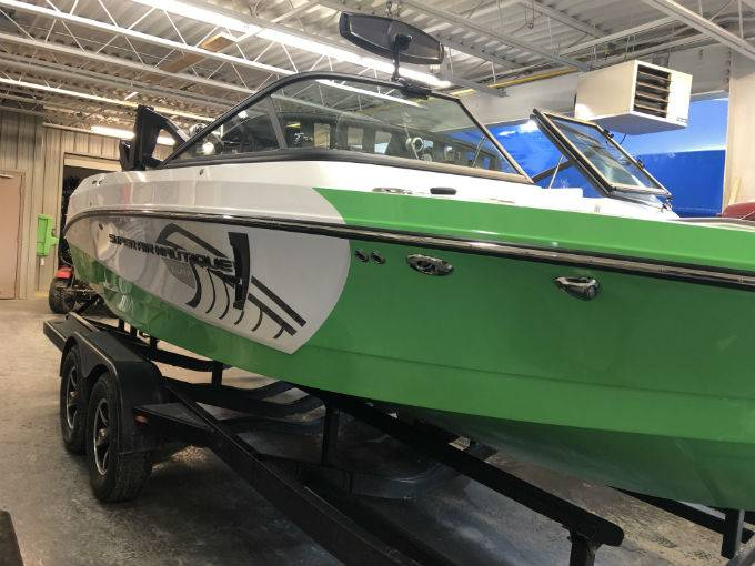 2019 NAUTIQUE SUPER AIR 210