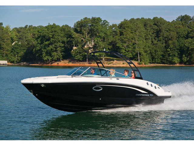 2016 CHAPARRAL 246 SSI