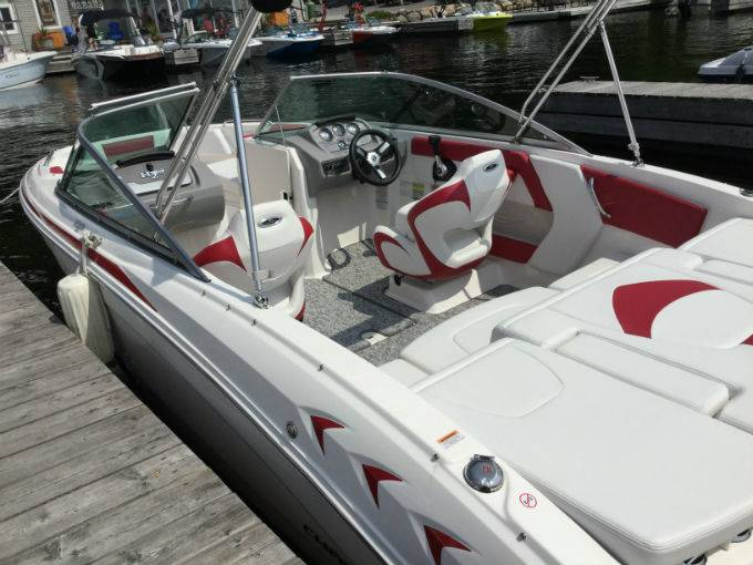 2018 CHAPARRAL 21 H2O SPORT