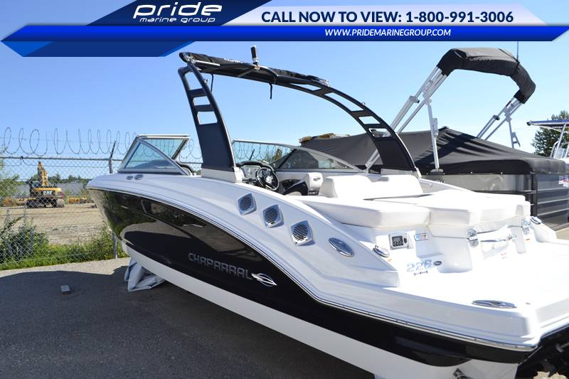 2017 CHAPARRAL 226 SSI