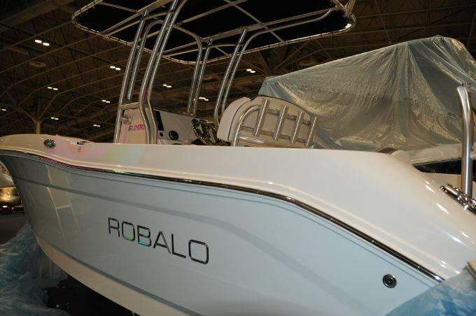 2018 ROBALO R200