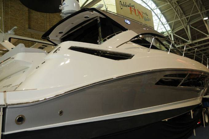 2018 SEA RAY 510 SUNDANCER SIGNATURE