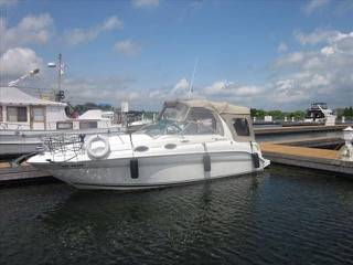 2003 SEA RAY 260 SUNDANCER