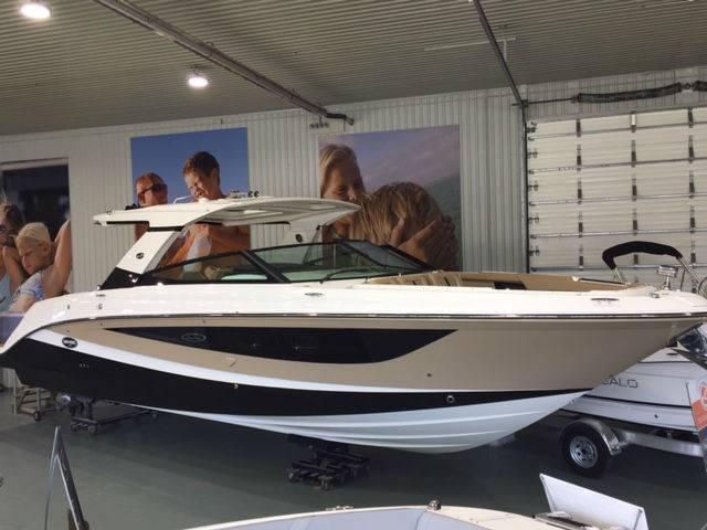 2017 SEA RAY SLX 400