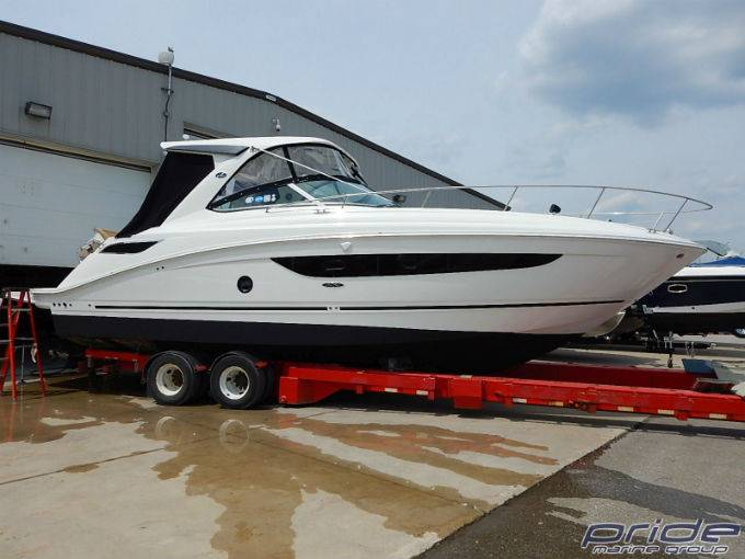 2017 SEA RAY SUNDANCER 350