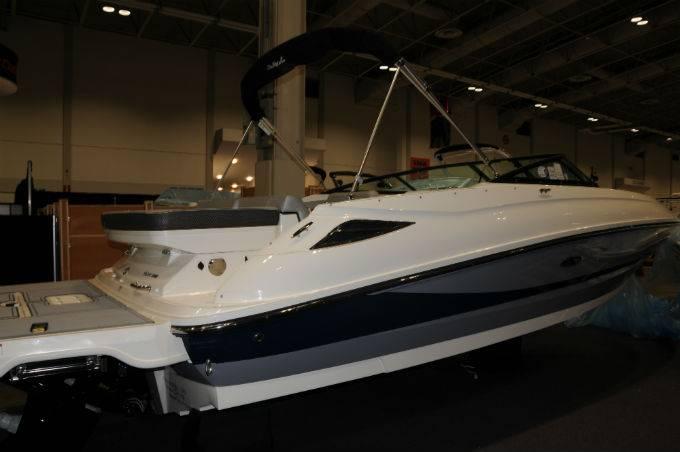2017 SEA RAY SDX 240