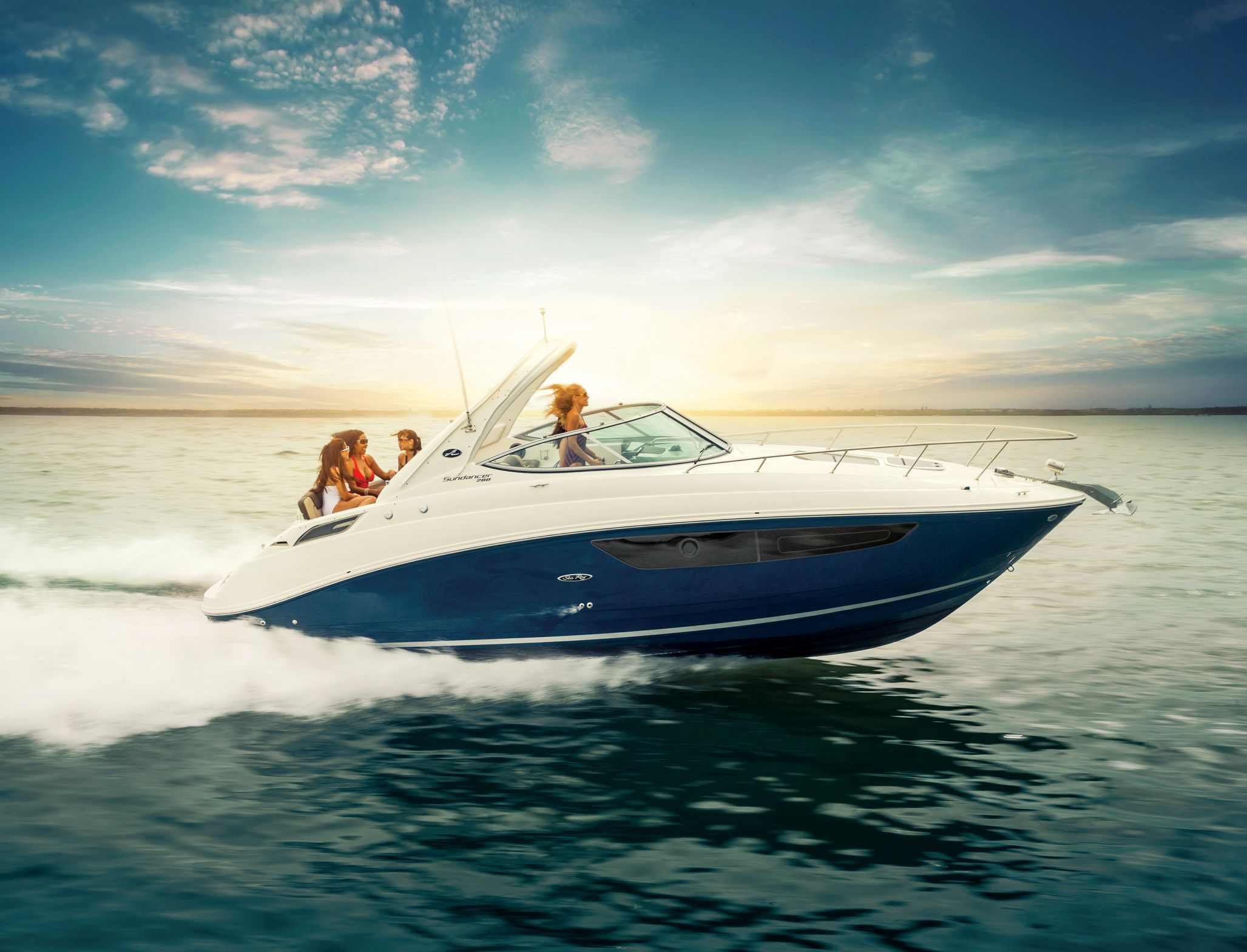 2016 SEA RAY 280 SUNDANCER