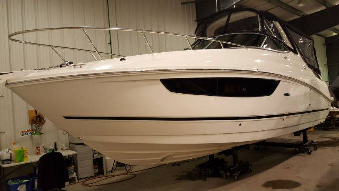 2017 SEA RAY SUNDANCER 280