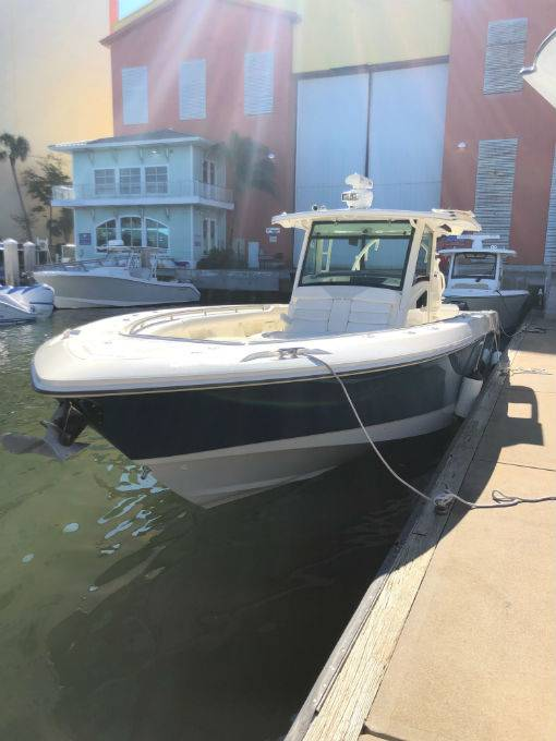 Pre-Owned 2015 BOSTON WHALER 370 OUTRAGE