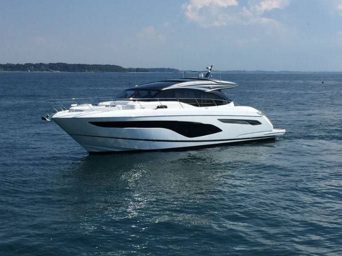 2019 PRINCESS YACHTS V60