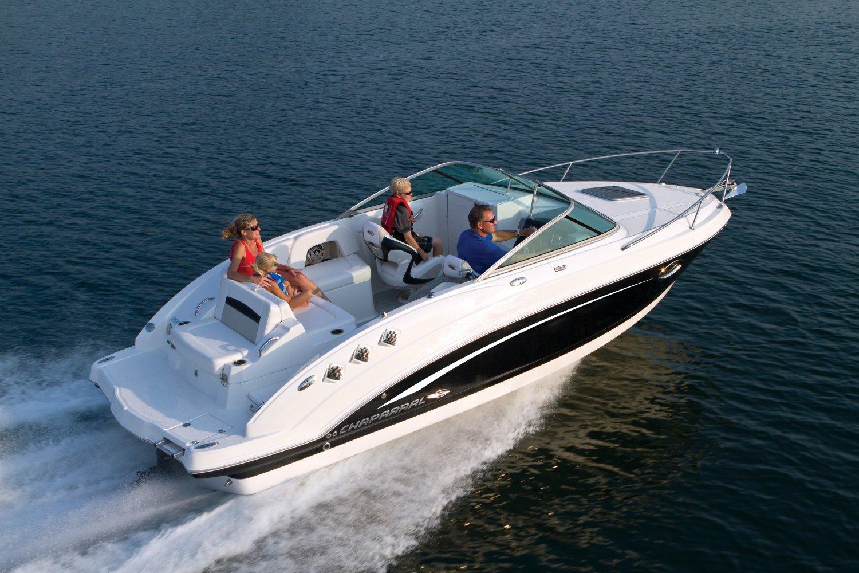 New Boat Brochures - 2017 CHAPARRAL 225 SSI
