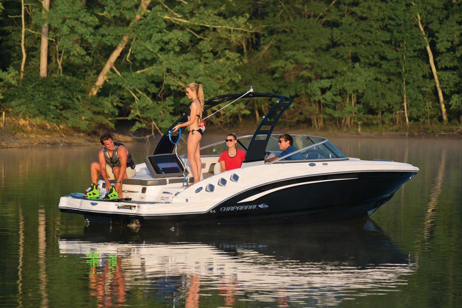 New Boat Brochures 2017 Chaparral 246 Ssi