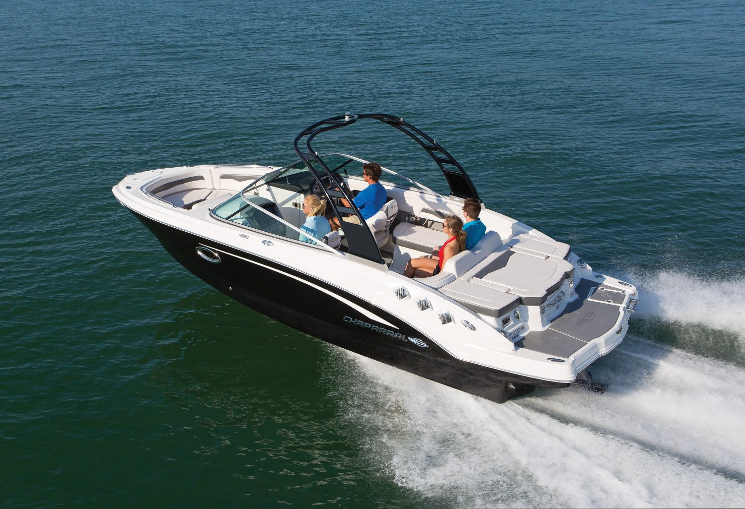 Down Payment Calculator >> New Boat Brochures - 2017 CHAPARRAL 246 SSI