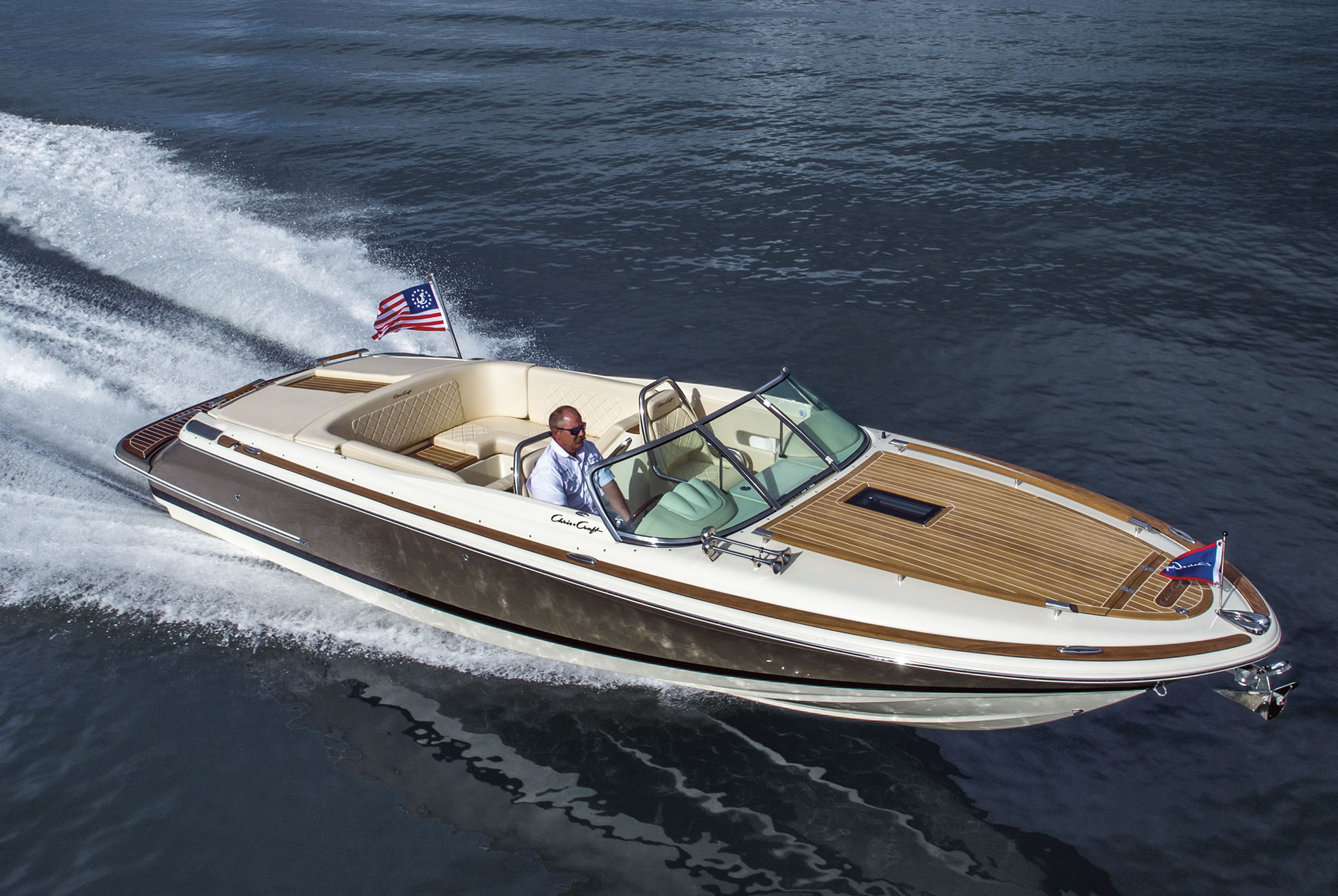 Chris Craft Specifications