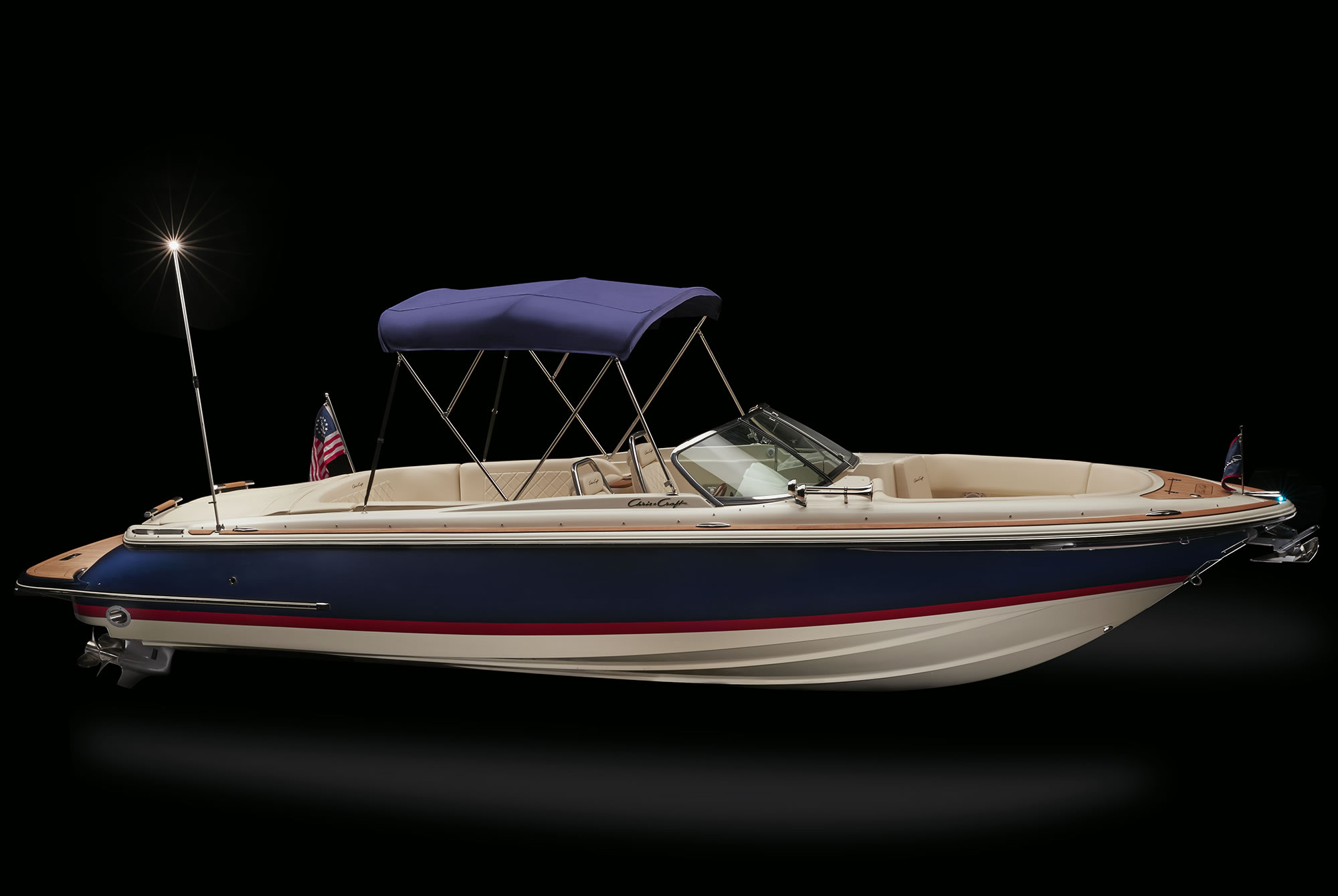 Chris Craft Launch