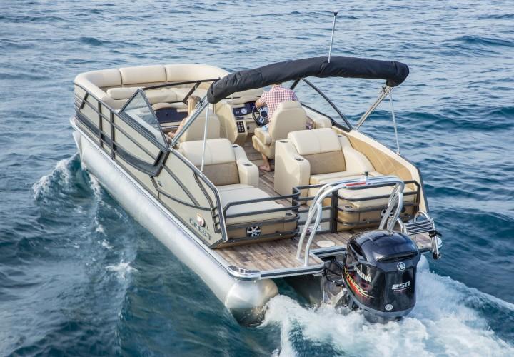 New Boat Brochures - 2017 CREST CONTINENTAL 250 CS