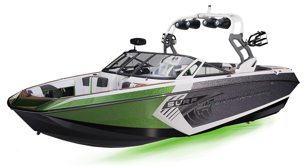 2017 NAUTIQUE SUPER AIR G23
