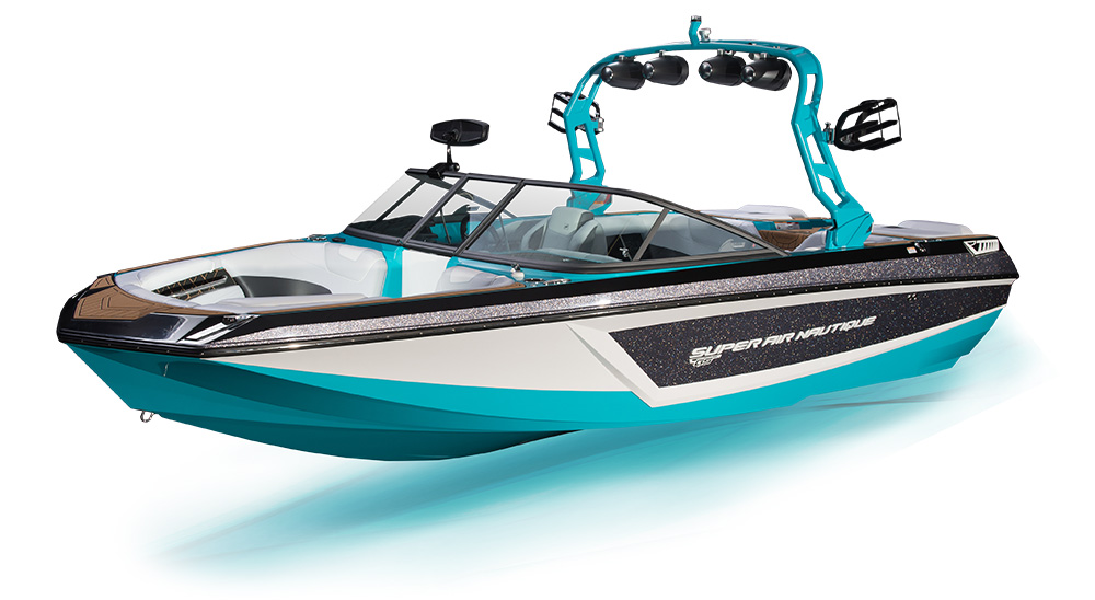 2017 NAUTIQUE SUPER AIR GS22