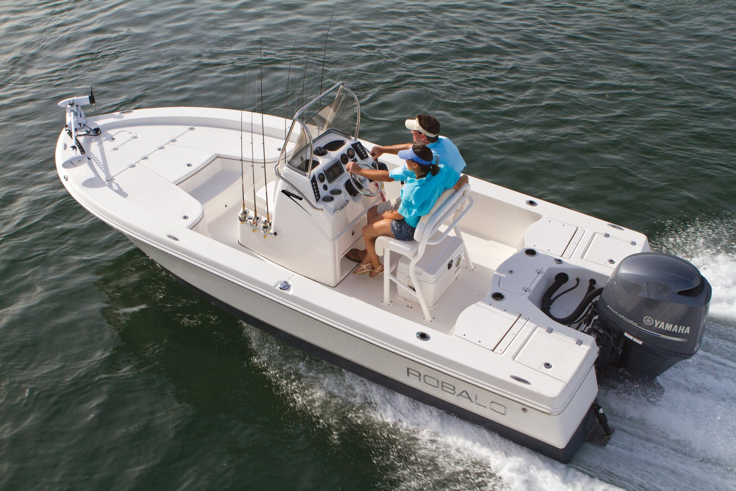 Down Payment Calculator >> New Boat Brochures - 2017 ROBALO 206 CAYMAN
