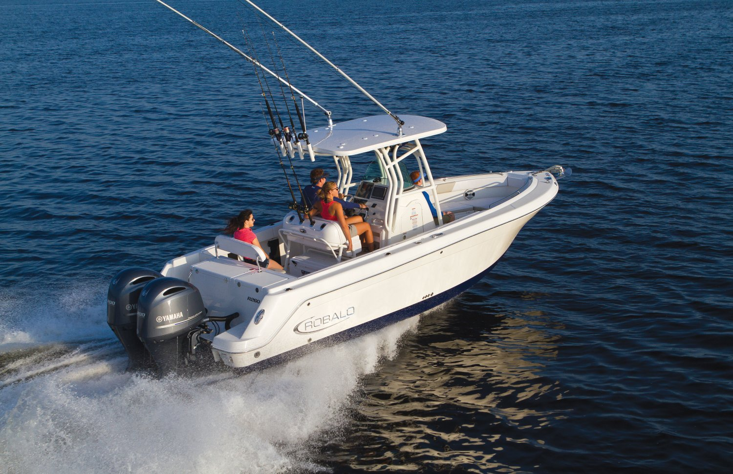 Down Payment Calculator >> New Boat Brochures - 2017 ROBALO R260
