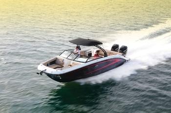 2017 SEA RAY SDX 290 OB