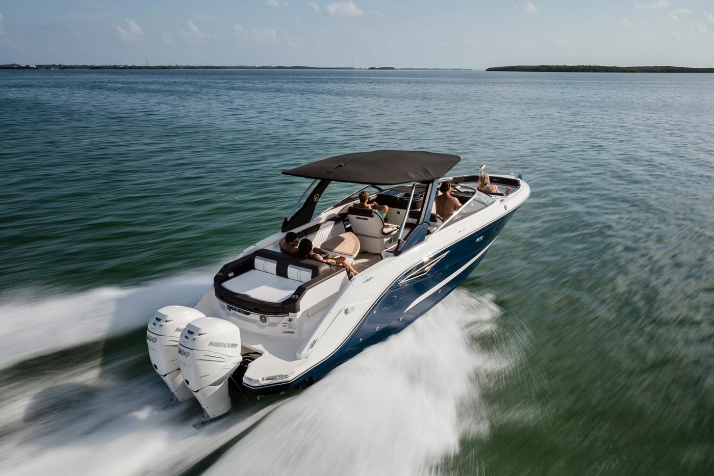 New Boat Brochures - 2017 SEA RAY SLX 310 OB