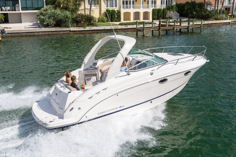 New Boat Brochures - 2019 CHAPARRAL 270 SIGNATURE