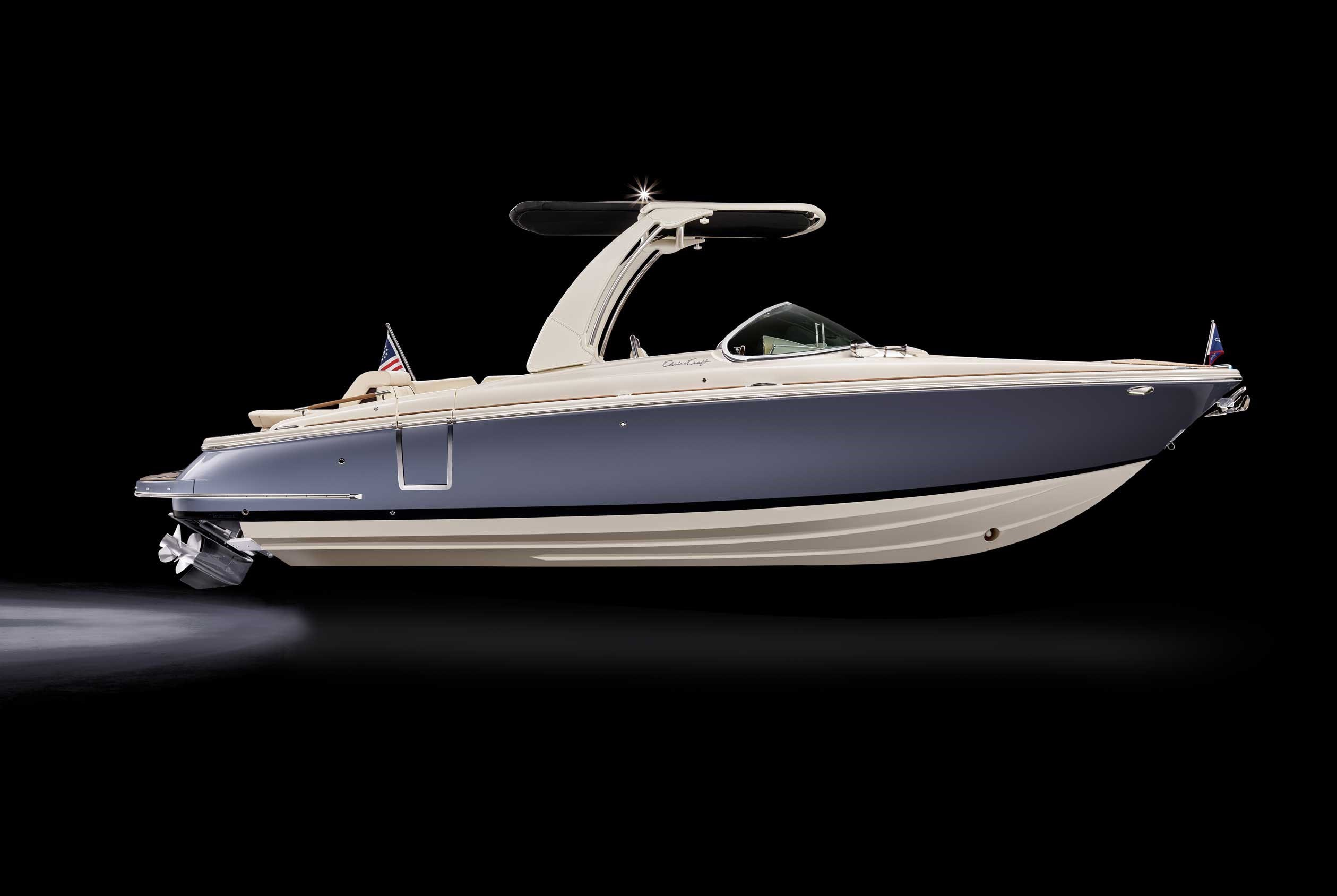 2019 CHRIS-CRAFT LAUNCH 28 GT